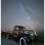 Milky Way Ford Pickup